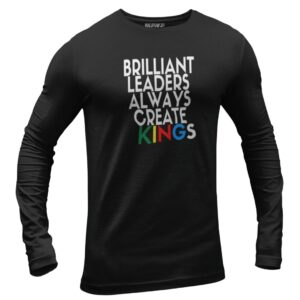 Black T-Shirt Long Sleeve