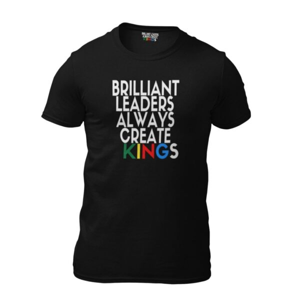 Brilliant Leaders Graphic Short Sleeve T-Shirt